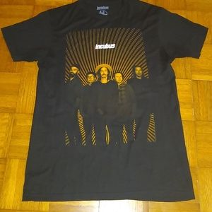 Incubus concert tshirt